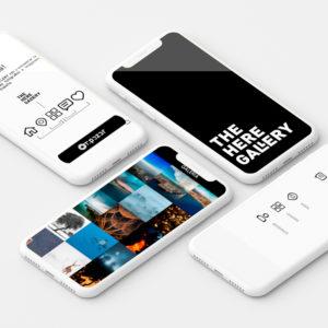 theheregallery-app-proyecto-empresazinkers-negociodigital